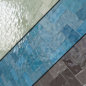 Керамическая плитка для стен WOW FEZ  Gloss 3
