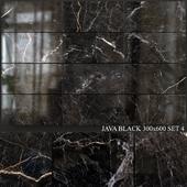 Yurtbay Seramik Java Black 300x600 Set 4