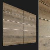 Wall panel made of wood. Decorative wall. 71