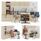 Herman Miller Canvas Private Office (v5)