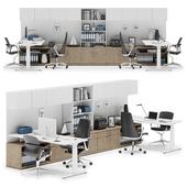 Herman Miller Canvas Private Office (v6)