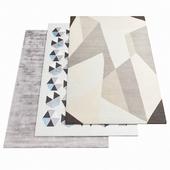 Three AMINI Carpets - 01