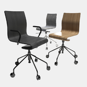 Seesaw office chair
