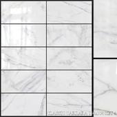 Yurtbay Seramik Classic Carrara 150x300 Set 4