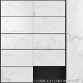 Yurtbay Seramik Classic Carrara 300x600 Set 1