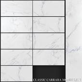 Yurtbay Seramik Classic Carrara 300x600 Set 3