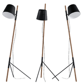 Floor lamp Outrigger BoConcept