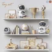Toys and furniture set 62