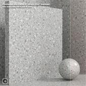 Material (seamless) - stone, terrazzo, quartzite set 122