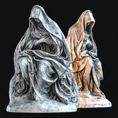 Seated Virgin Mary