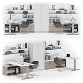 Herman Miller Canvas Private Office (v8)