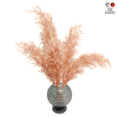 Pampas Grass Bouquet 02