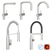 Kitchen faucets GROHE