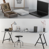 Home Office-WorkPlace