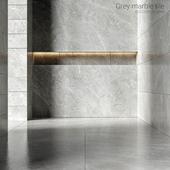 Grey marble tiles 3
