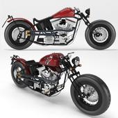 Мотоцикл Custom ZERO Engineering Type 9