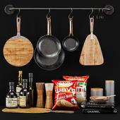 Kitchen Decorative set 035