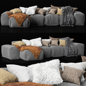 Модульный диван B I Bonaldo 5