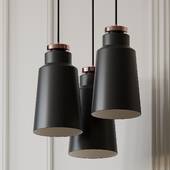 Stile 1-Light Bell Pendant by VERSANORA