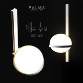 Wall light Vibia Palma 3710