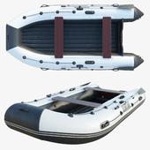 Boat PVC RiverBoats RB 330 (NDND)