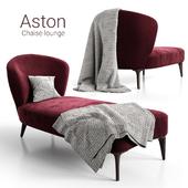 Chaise-lounge Minotti Aston