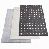 Three AMINI Carpets - 10