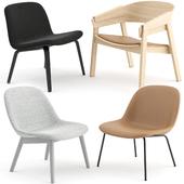 Lounge Chairs by Muuto