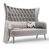 sofa Shila Morello Gianpaolo