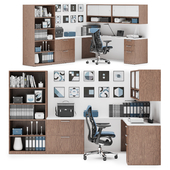 Herman Miller Canvas Private Office (v14)