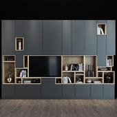 TV shelf 66