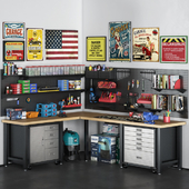 garage tools SET 15