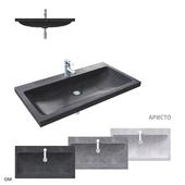 """Concrete sink """"Aristo"""""""