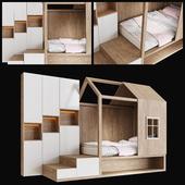 Мебель в детскую 2