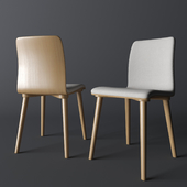 Chair Malmo 313 By TON