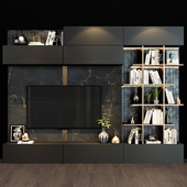 TV shelf 067