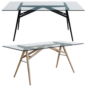 Dining table Jensen west elm