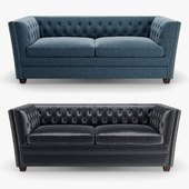 Mitchell Gold and Bob Williams - Fiona super luxe queen sleeper sofa
