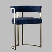 Ana roque interiors norma Chair