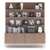 Herman Miller Canvas cupboard