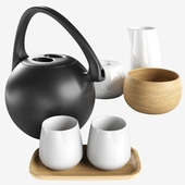 Cha Rosenthal Teapot Set