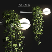 Wall light Vibia Palma 3702