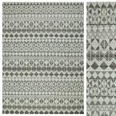 Gavrio Handmade Flatweave Wool Rug