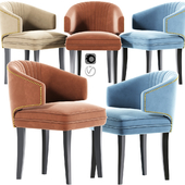 Brabbu Ibis Dining Chair 03