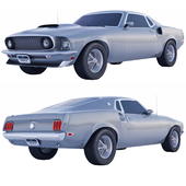Ford Mustang 69