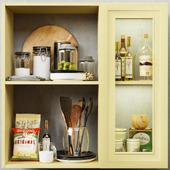 Kitchen Decorative set 039