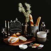 Kitchen Decorative set 037