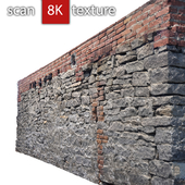 Каменная стена 26