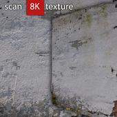 Стена со старой штукатуркой 33