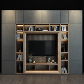 TV shelf 69